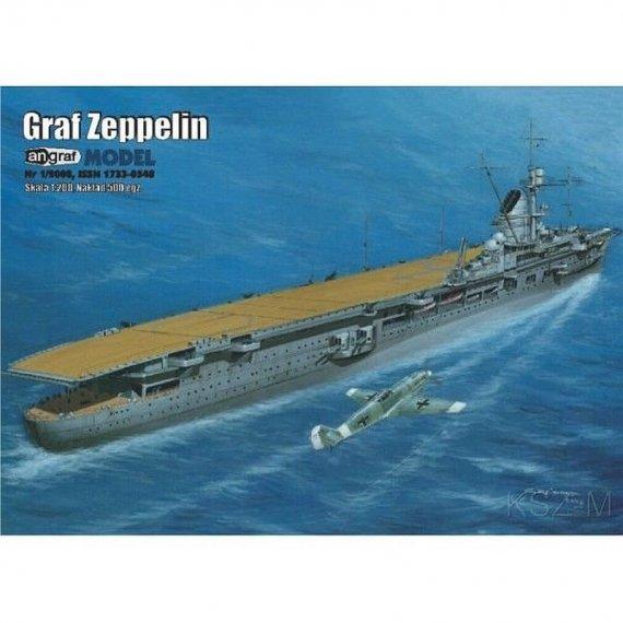 Angraf 1/08 - Graf Zeppelin