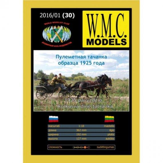 WMC Models 30 - Taczanka z 1925 r
