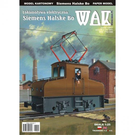 WAK 1/17 - Lokomotowa Siemens Halske Bo
