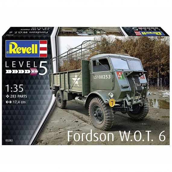 REVELL 03282 - Fordson W.O.T.6 1/35