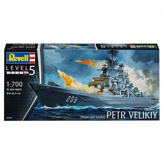 REVELL 05151 - Krążownik Petr Velikiy