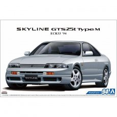 Aoshima 05654 - NISSAN ECR33 SKYLINE GTS25t