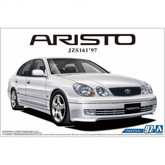 Aoshima 05668 - Toyota JZS161 Aristo V300 '97