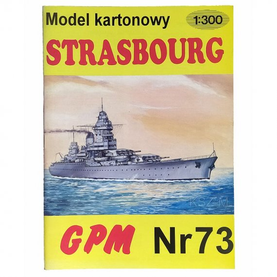 GPM 73 - Pancernik Strasbourg