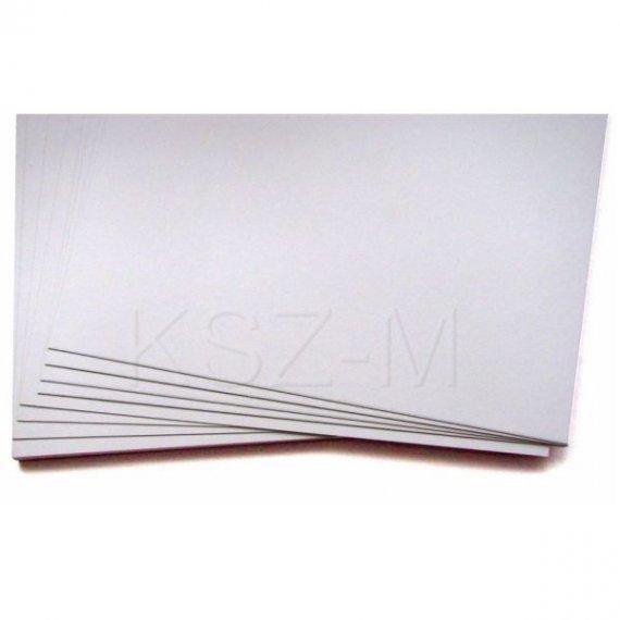 Tektura modelarska 0,5 mm - B4 25 x 35 cm