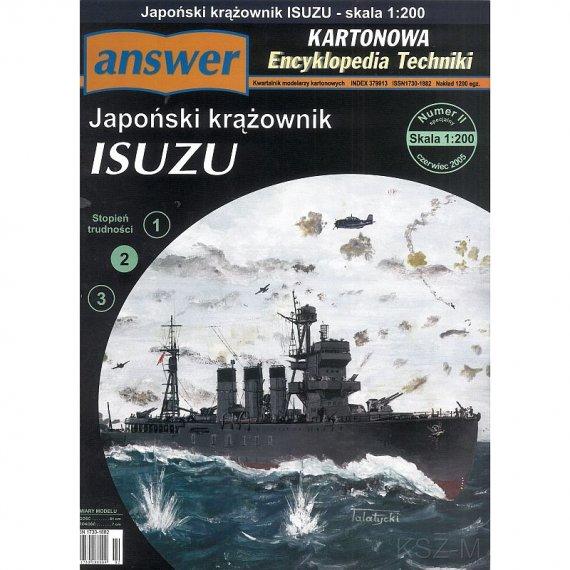 Answer 2/05 - Krążownik ISUZU