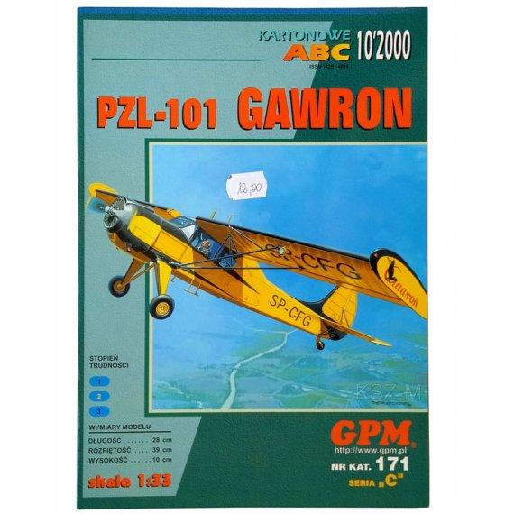 GPM 171 - PZL-101 Gawron
