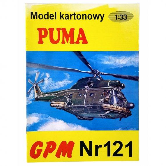 GPM 121 - SA-330 J PUMA