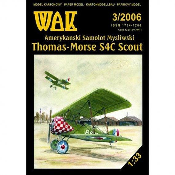 WAK 3/06 - Thomas-Morse S4C Scout