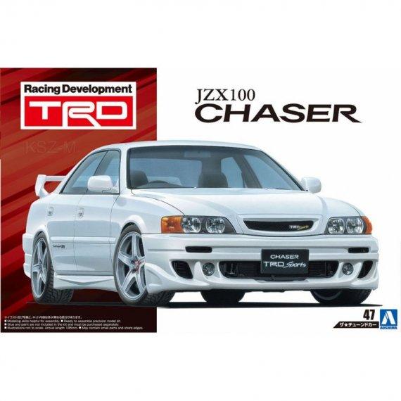 Aoshima 05525 - Toyota TRD JZX100 Chaser '98