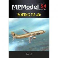 MPModel 54 - Boeing 737-400 PLL LOT