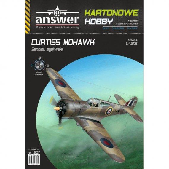 Answer 507 - Samolot Curtiss Mohawk