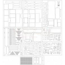 Szkielet, detale do Jelcz 422 GCBA - Answer 509