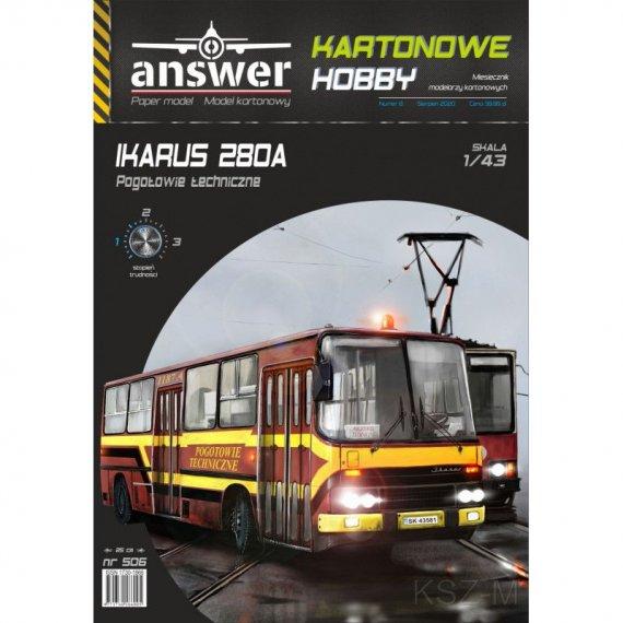 Answer 506 - Ikarus 280A pogotowie techniczne