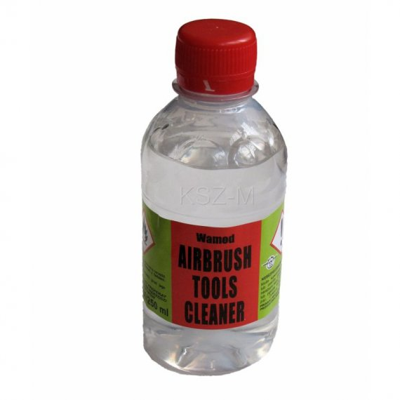 Airbrush Tools Cleaner 250ml - WAMOD