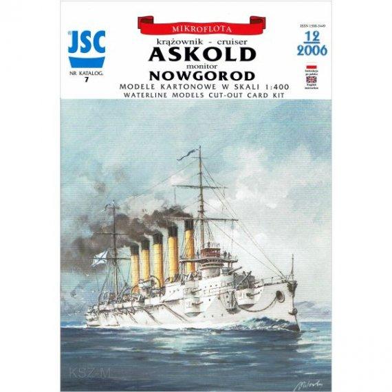 JSC-007 Rosyjski krążownik ASKOLD