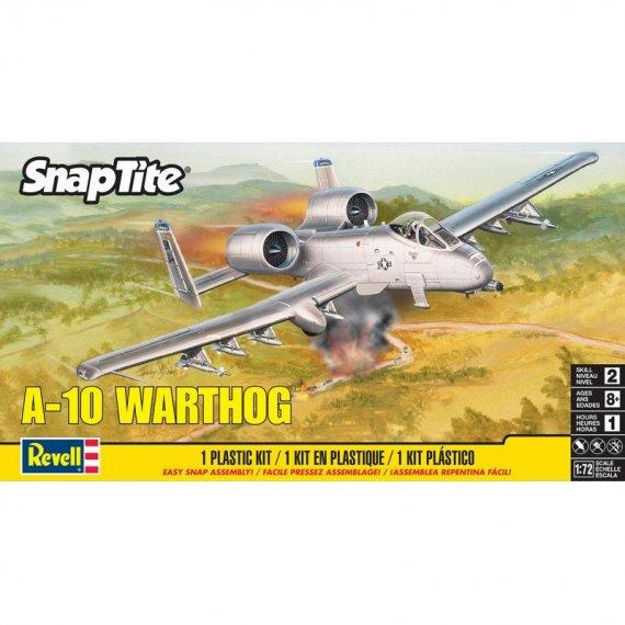 MONOGRAM 85-1181 - A-10 Warthog (SnapTite)