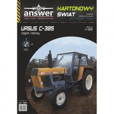 Ciągnik URSUS C-385 - Answer 511