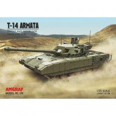Angraf 165 - Czołg T-14 ARMATA