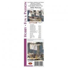 Komplet bloków do HMS Mercury - Shipyard 66
