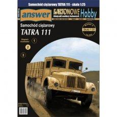 Samochód ciężarowy Tatra 111 - Answer 1/17