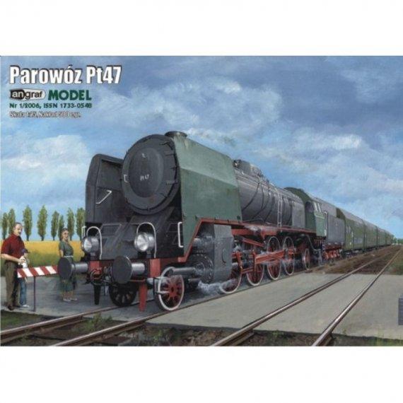 Parowóz Pt47 - Angraf 1/06