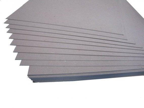 Tektura modelarska, karton 1,5 mm - A4 21 x 30 cm