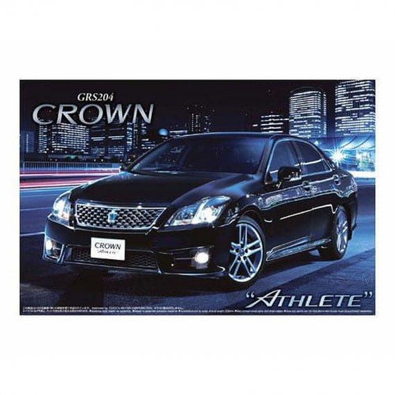 GRS204 Crown Athlete `10 Toyota - Aoshima 04939