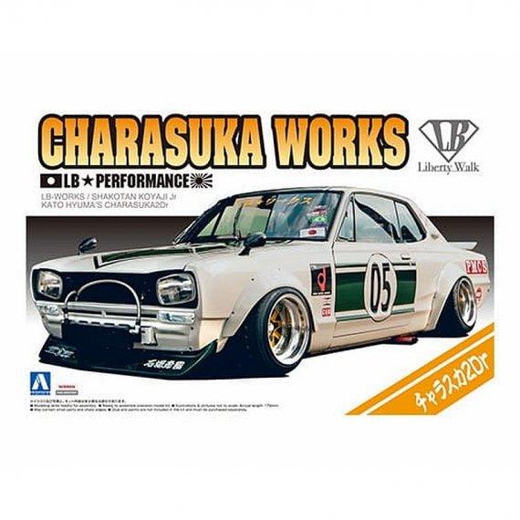 LB WORKS Shakotan CHARASUKA2Dr - Aoshima 05757