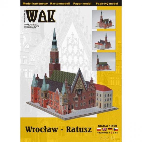 WAK 11-12/13 Wrocław - Ratusz
