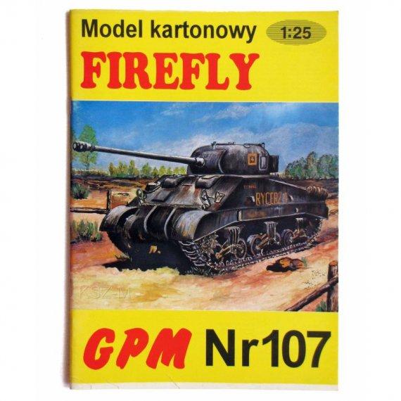 Sherman Vc Firefly - GPM 107