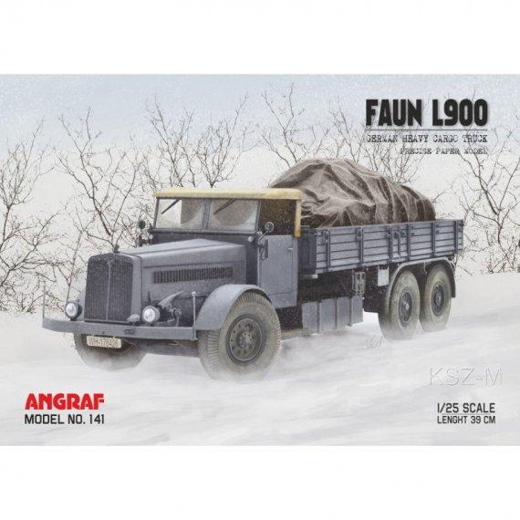Ciężarówka FAUN L900 - Angraf 141