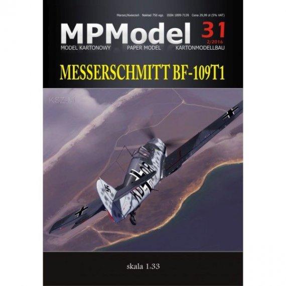 MPModel 31 - Messerschmitt Bf-109 T1