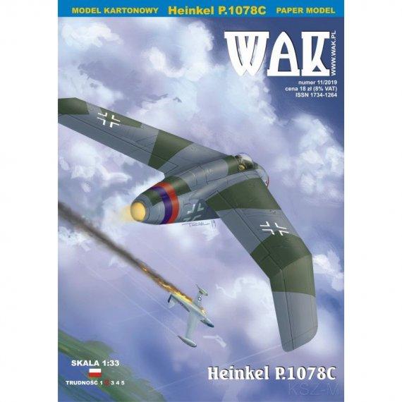 Heinkel P.1078C - WAK 11/19