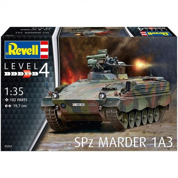 SPz Marder 1A3 - REVELL 03261