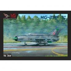 MiG-21MF - MS Model 003
