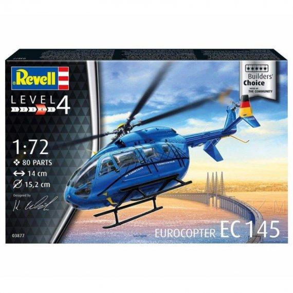 Eurocopter EC 145 - REVELL 03877