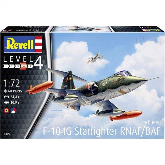 F-104 G Starfighter RNAF/BAF - REVELL 03879