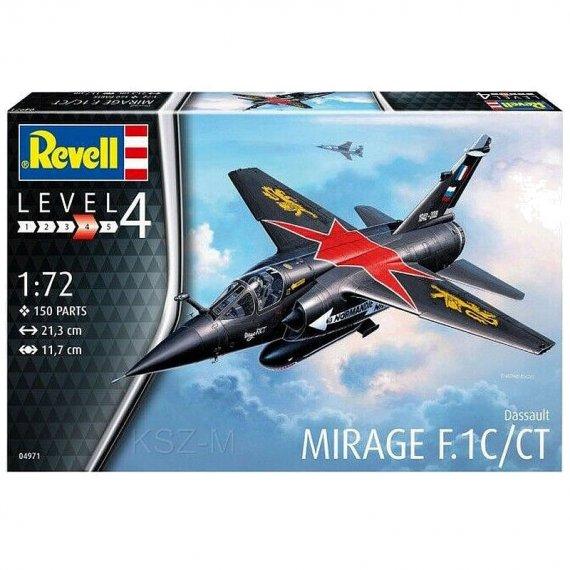 Dassault Mirage F-1 C / CT - REVELL 04971