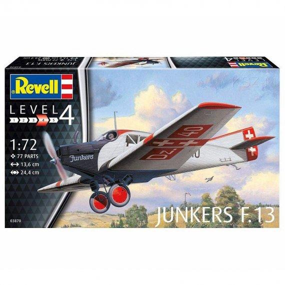 Junkers F.13 - REVELL 03870