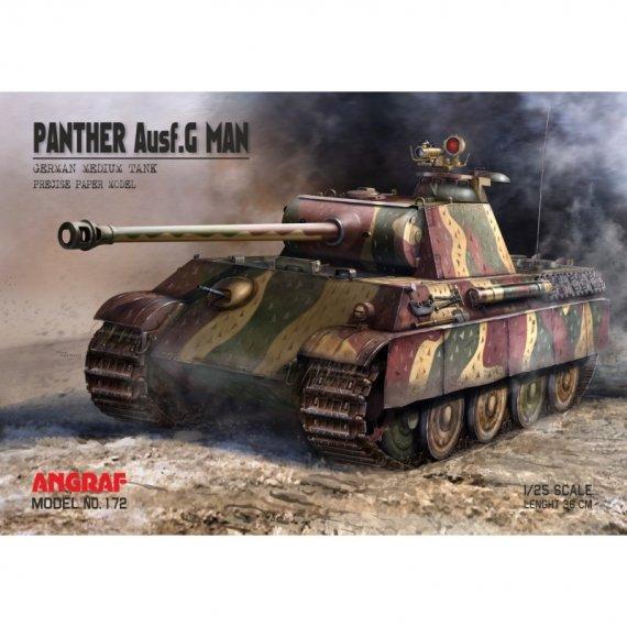 Panther Ausf.G MAN - Angraf 172