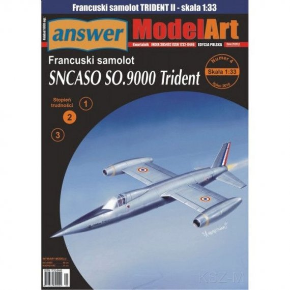SNASCO Trident II - Answer 4/10