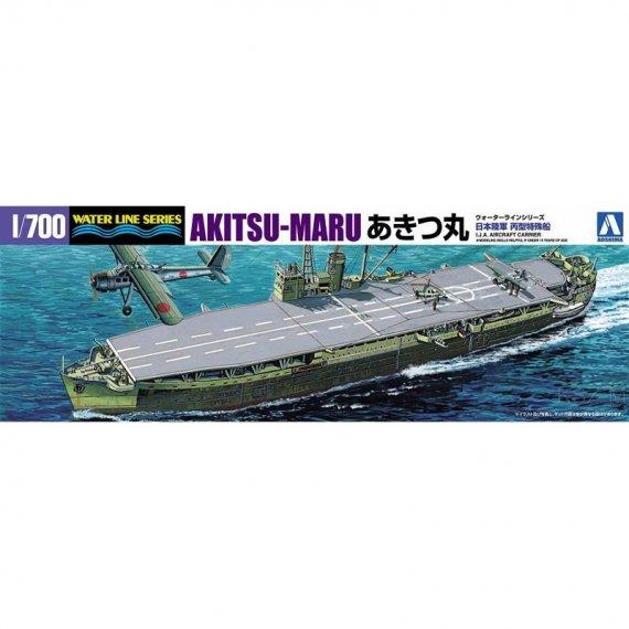 Lotniskowiec Akitsu-Maru - AOSHIMA 564