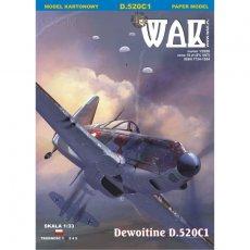 WAK 1/20 - Dewoitine D.520C1