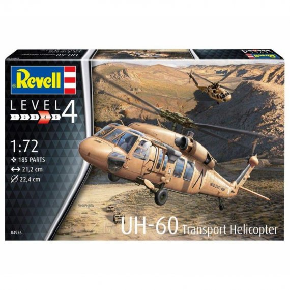 UH-60 Sikorsky - REVELL 04976