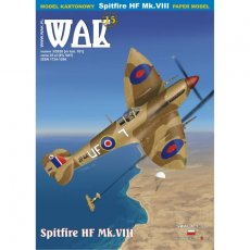 Spitfire HF Mk.VIII - WAK 3/20