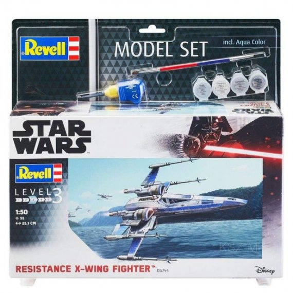 Resistance X-Wing Fighter - REVELL 66744