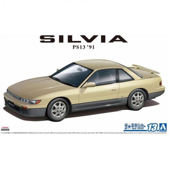 Nissan PS13 Silvia K's Dia '91 - Aoshima 05791