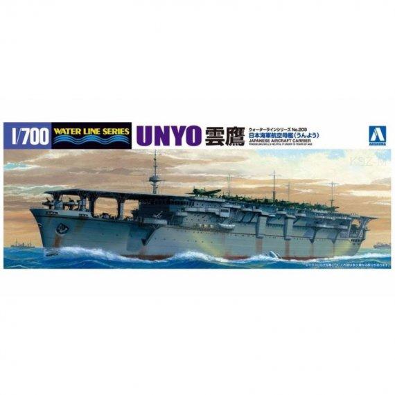 Lotniskowiec UNYO - AOSHIMA 209