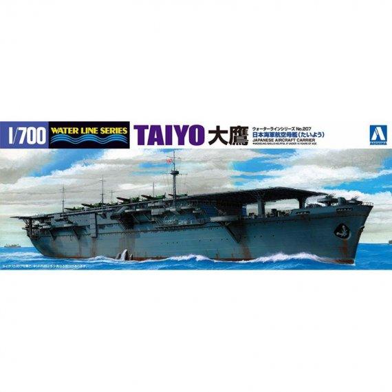Lotniskowiec TAIYO - AOSHIMA 207